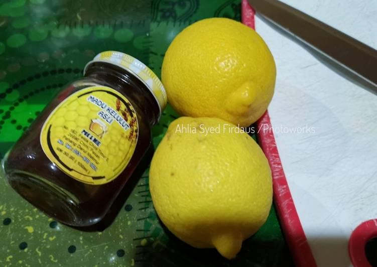 Lemon dan Madu - resepipouler.com