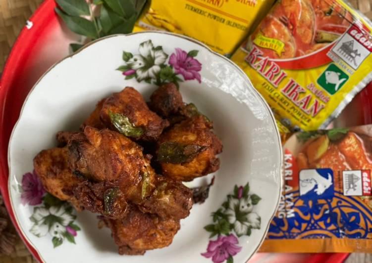 Ayam Goreng Berempah Rangup