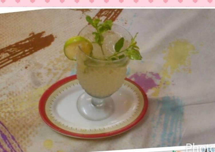 Pudina Lemonade