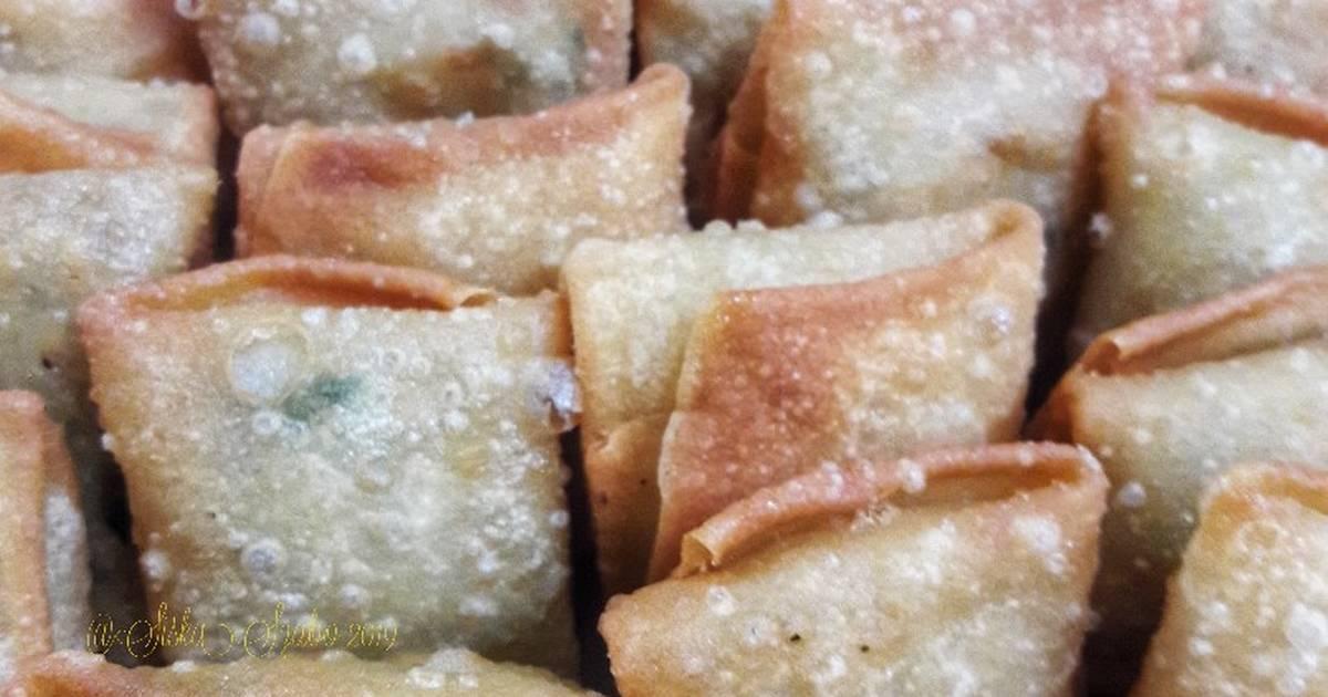 81 Resep Jajanan Murah Asin Enak Dan Sederhana Cookpad