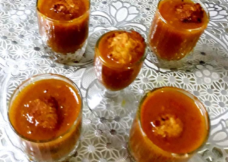 Step-by-Step Guide to Make Homemade Gourd Khofta Shots