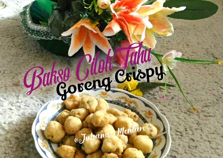 BAKSO / CILOK TAHU GORENG CRISPY