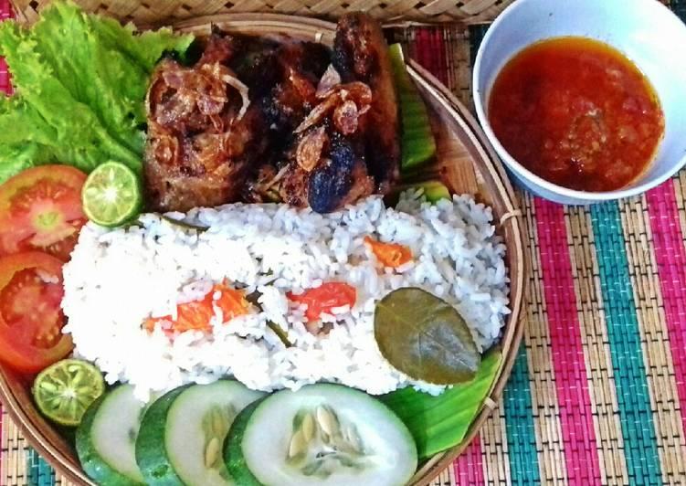 Langkah Mudah Memasak Ayam Bakar Madu_Nasi Pedas Yang Bikin Ngiler