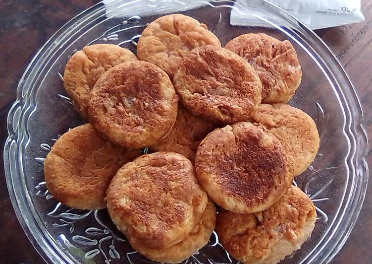 Wingko Dg Tapioka n Fiber Creme(No Tepung Ketan, Telur,Margarin)