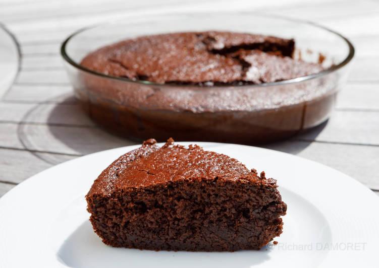 Comment faire Cuire Parfait Gâteau au chocolat et à la courgette