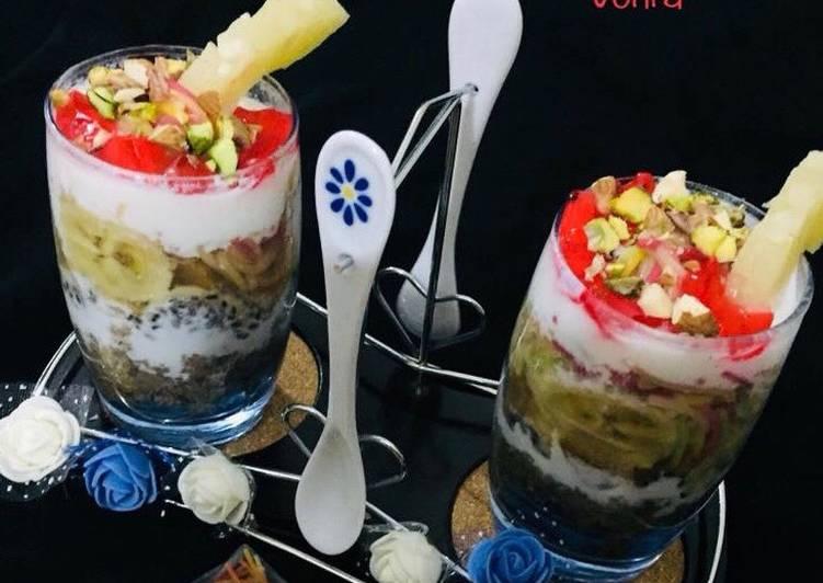 Step-by-Step Guide to Make Speedy Yogurt Parfait