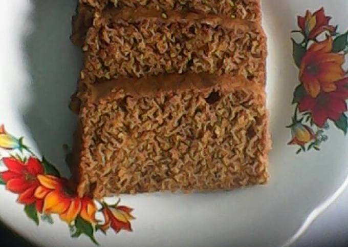 How to Cook Appetizing Coffie Lover's Cake