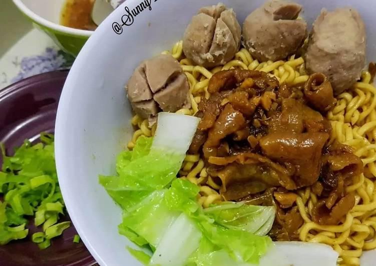 Mi Ayam Wonogiri