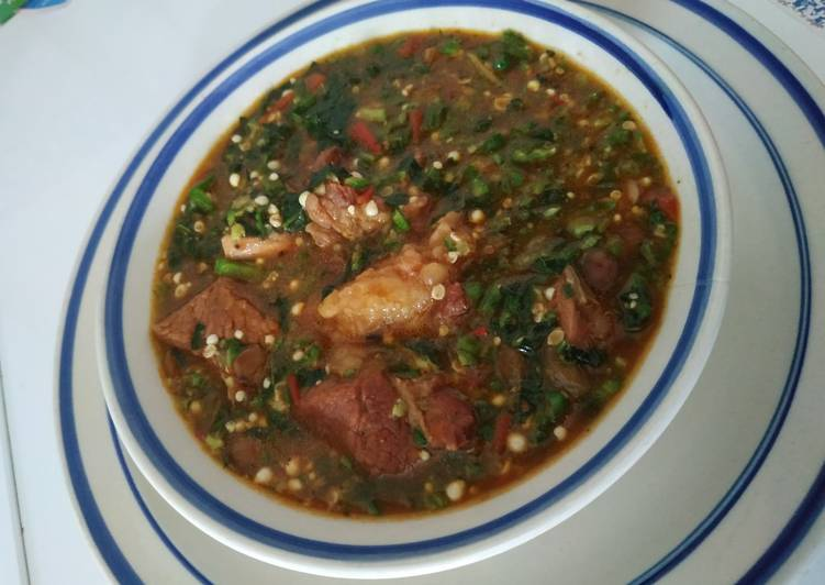 Step-by-Step Guide to Prepare Award-winning Okro soup