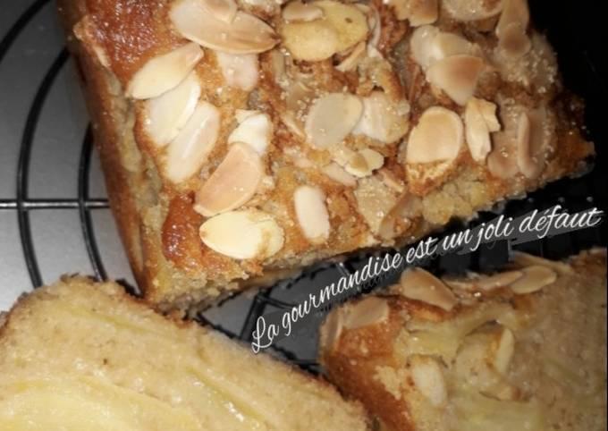 Gâteau au yaourt et aux pommes 🍏