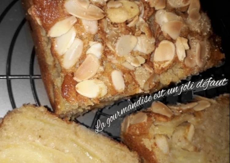 Comment Préparer Des Gâteau au yaourt et aux pommes 🍏