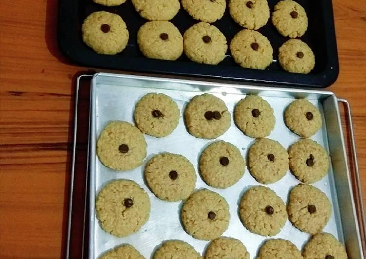 Oat Cookies dgn Chocochips