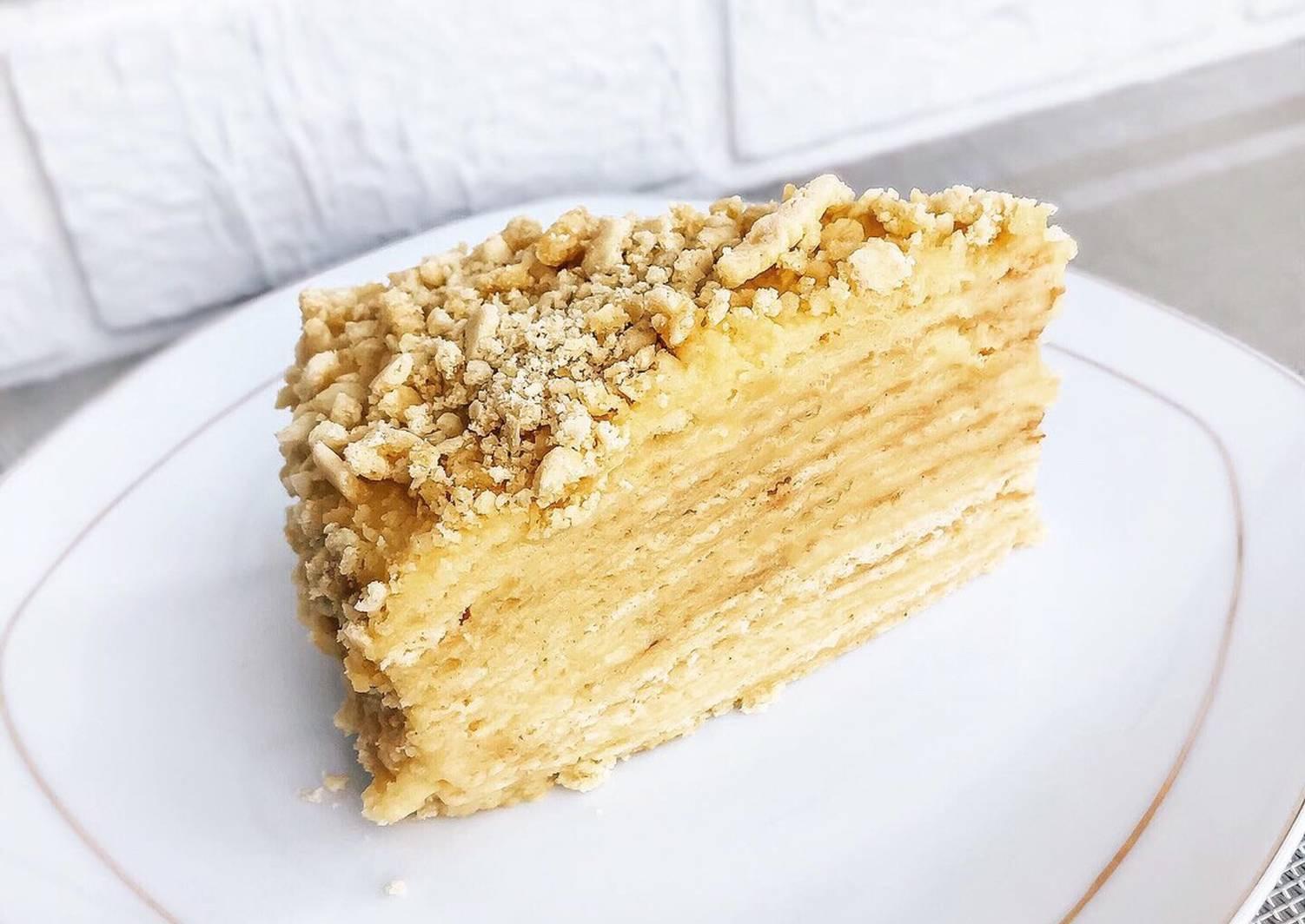 тортики на сковороде рецепты с фото есть сорта