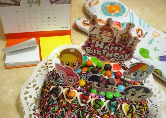 Resep Kue Ulang Tahun Brownies Kukus Mudah dan Simple Ala Stefani Horison MasterChef Indonesia