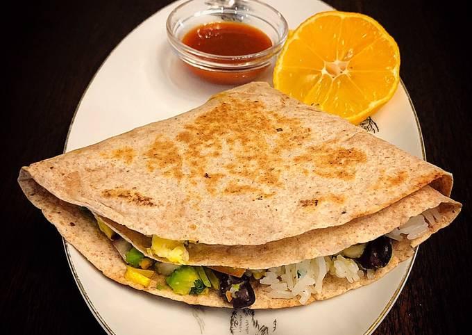Recipe of Quick Tortilla Trend Quesadilla