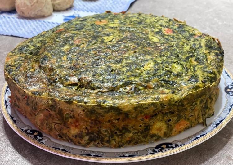 Ricette Con Yogurt Greco Salate.Ricetta Torta Salata Con Yogurt Greco E Verdure Di Grace Macri Cookpad