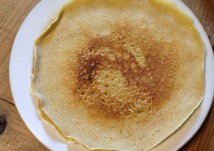 Galettes (Buckwheat Crepes)