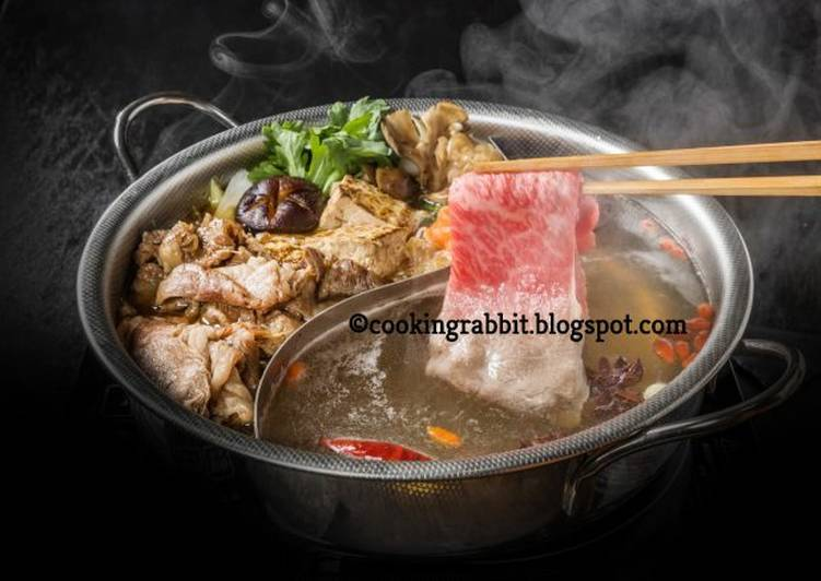 Recipe: Tasty Beijing hot pot