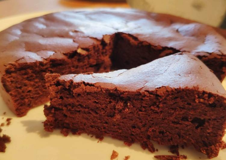 Recipe of Super Quick Homemade Easy Chocolate Cake