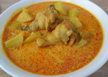 Easiest Way to Cook Tasty  Chicken Curry