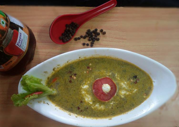 Easiest Way to Make Any-night-of-the-week Green salad tomato soup