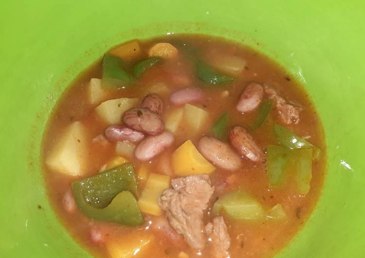 Resep Hungarian Goulash Texas Borracho Beans Oleh Astrid Eka Cookpad