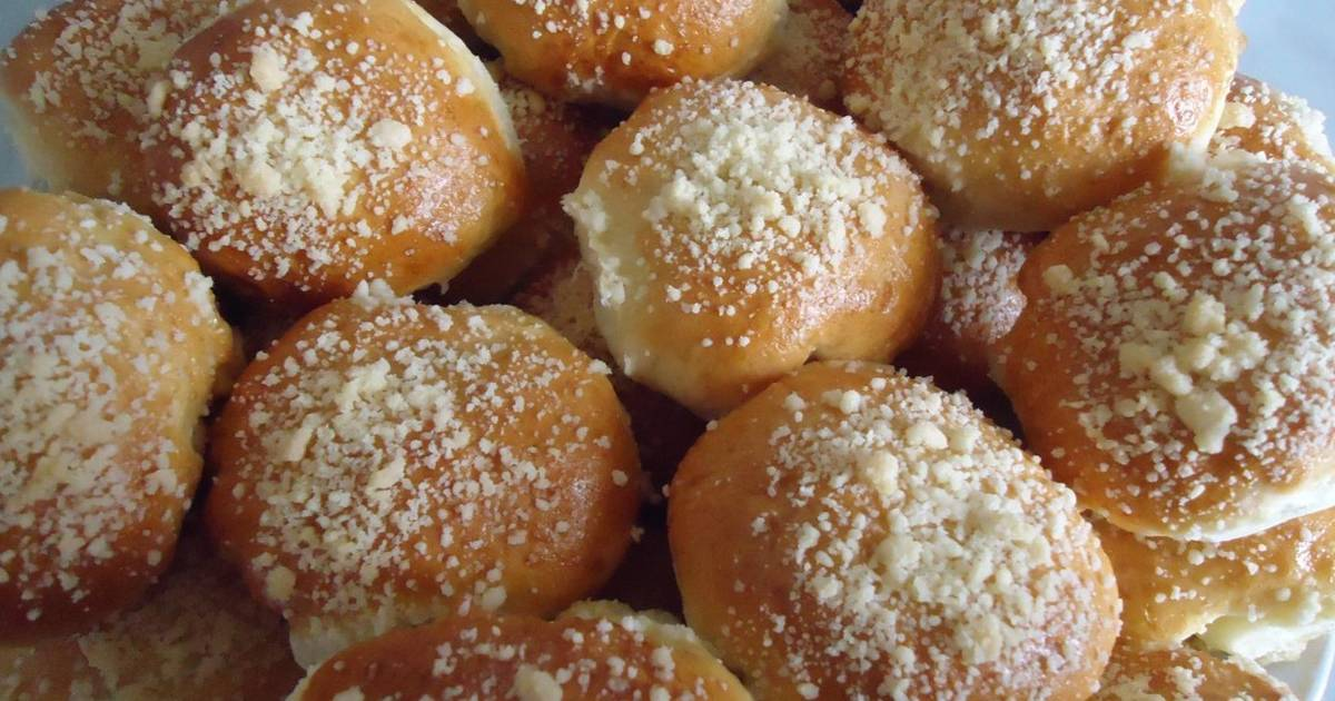 булочки со штрейзелем рецепт с фото странице