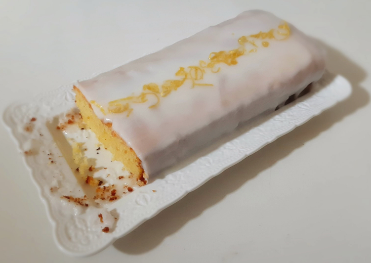 Recette Savoureux Cake au citron 🍋