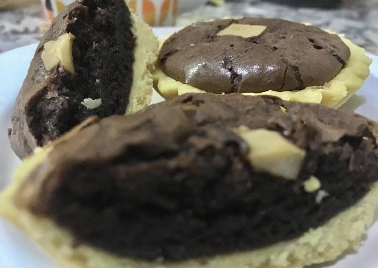 Resep Pie Brownies Terbaik
