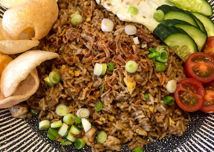 Recipe: Appetizing Nasi Goreng