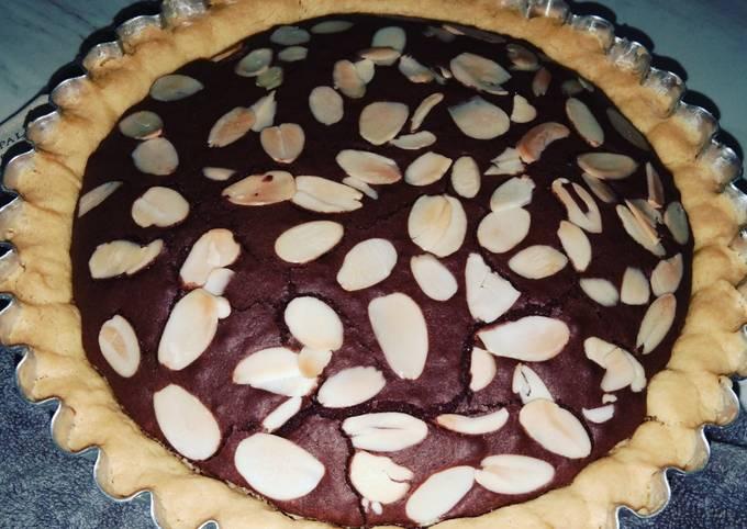 Pie Brownies anti gagal