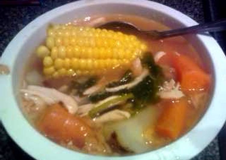 Caldo de Pollo - chicken soup, Precisely Why Are Apples So Fantastic With Regard To Your Health