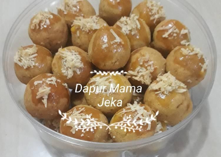 Kue nastar lembut di mulut#keto#debm#bikinramadhanberkesan - cookandrecipe.com