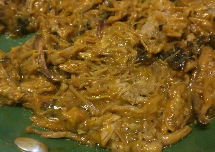 Recipe: Perfect WB's Pulled Pork Sauce