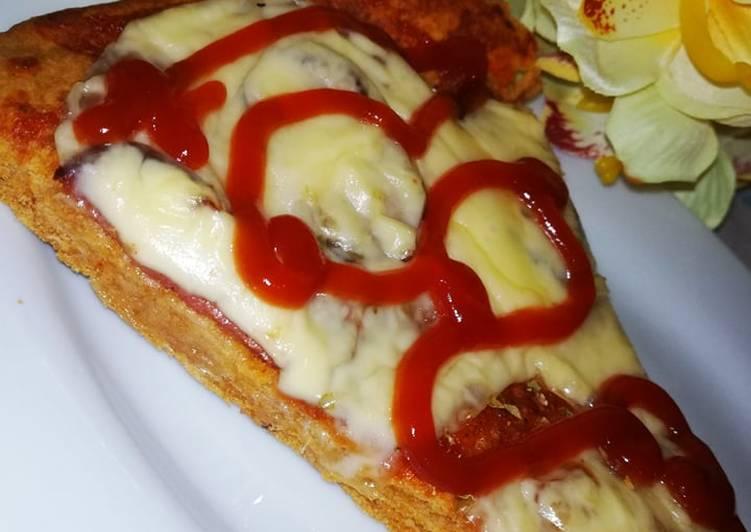 Pizza na sodzie