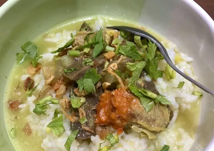 36. Soto Daging Sapi - Soto Madura