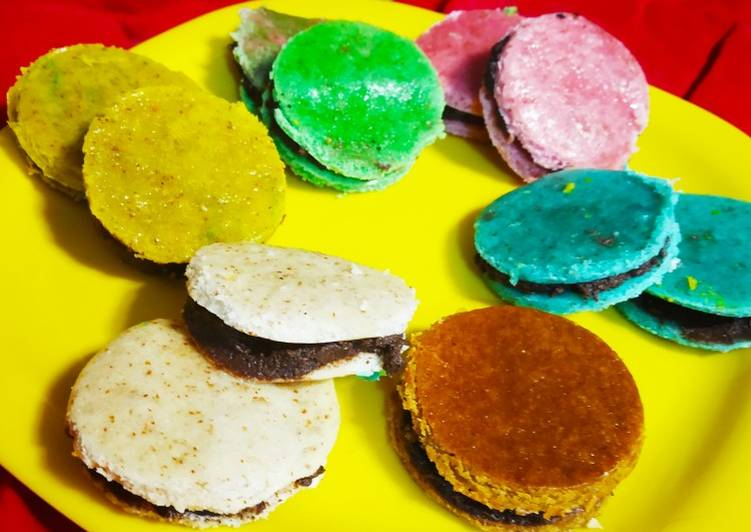 Step-by-Step Guide to Prepare Ultimate Colorful French Macarons
