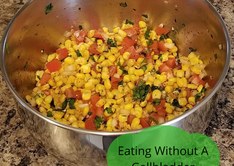 How to Prepare Appetizing Corn Salsa