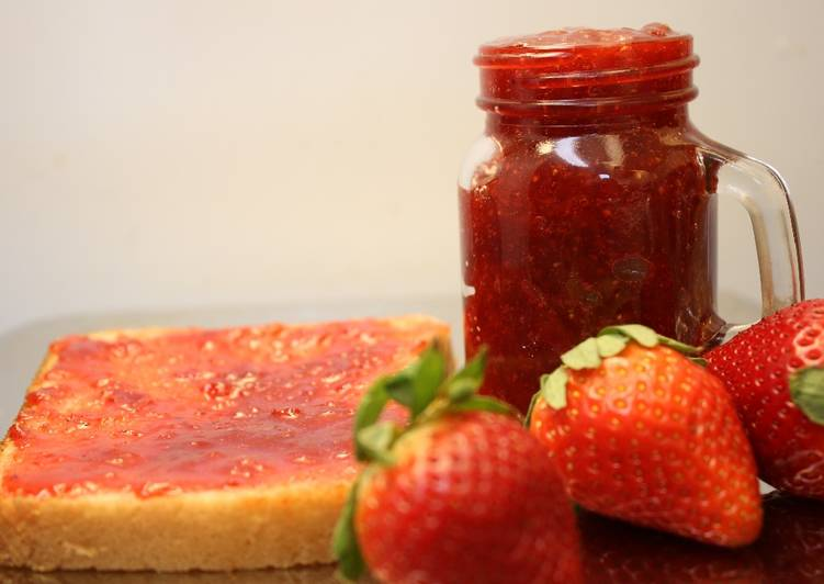 Recipe of Favorite Strawberry Jam