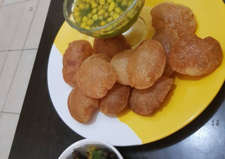 Consuming 14 Superfoods Is A Great Way To Go Green And Be Healthy Aata golgappa