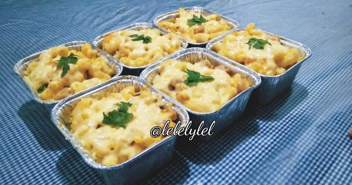 Resep Macaroni Schotel Kukus Panggang Oleh Lelelylel Cookpad