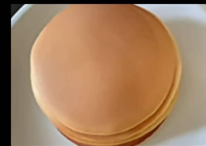 Fluffy pancake mix
