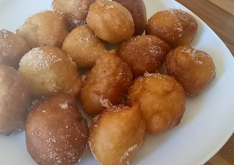 Easiest Way to Cook Tasty Puff-puff