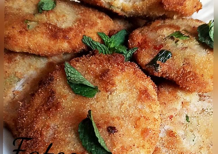 Recipe of Any-night-of-the-week Tuna cutlet