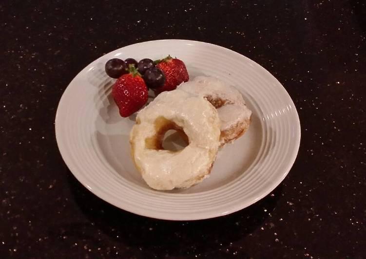 Recipe: Tasty Glazed Donuts