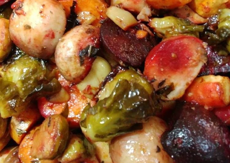 Easiest Way to Prepare Delicious Tami's Roasted Veggies