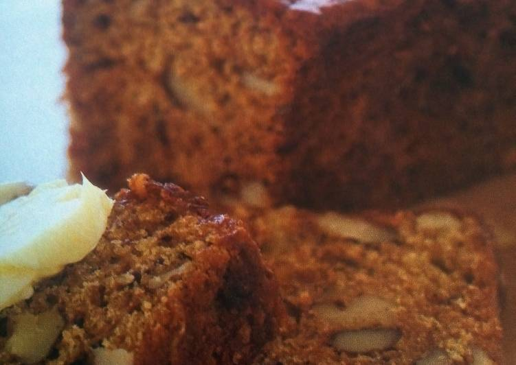 Recipe of Perfect Fruit and Nut Mini loaves