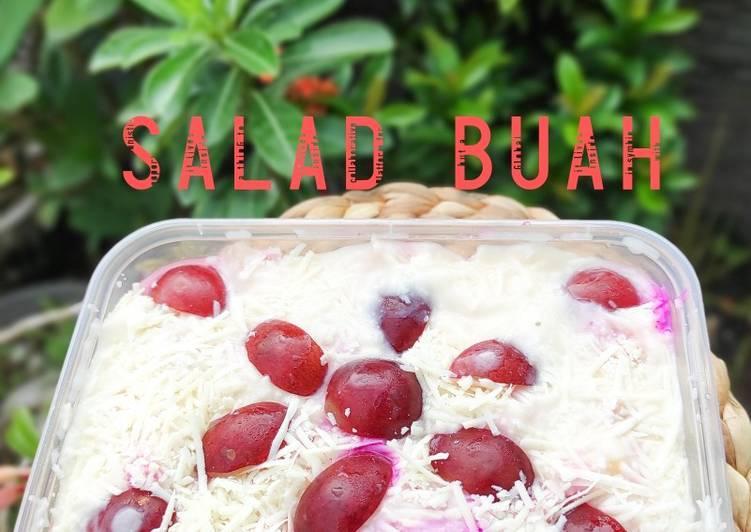 118. Salad Buah Yogurt Cimory - cookandrecipe.com
