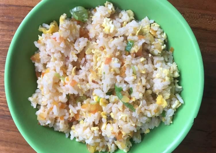 Resep Makanan Anak Nasi Goreng Tomat Paling Mudah