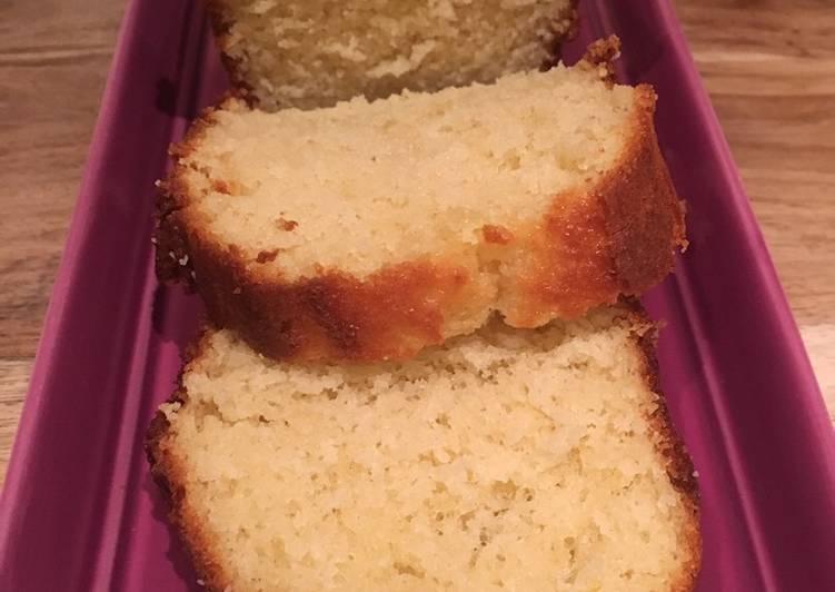 recette Gâteau au yaourt à l orange Le plus simple